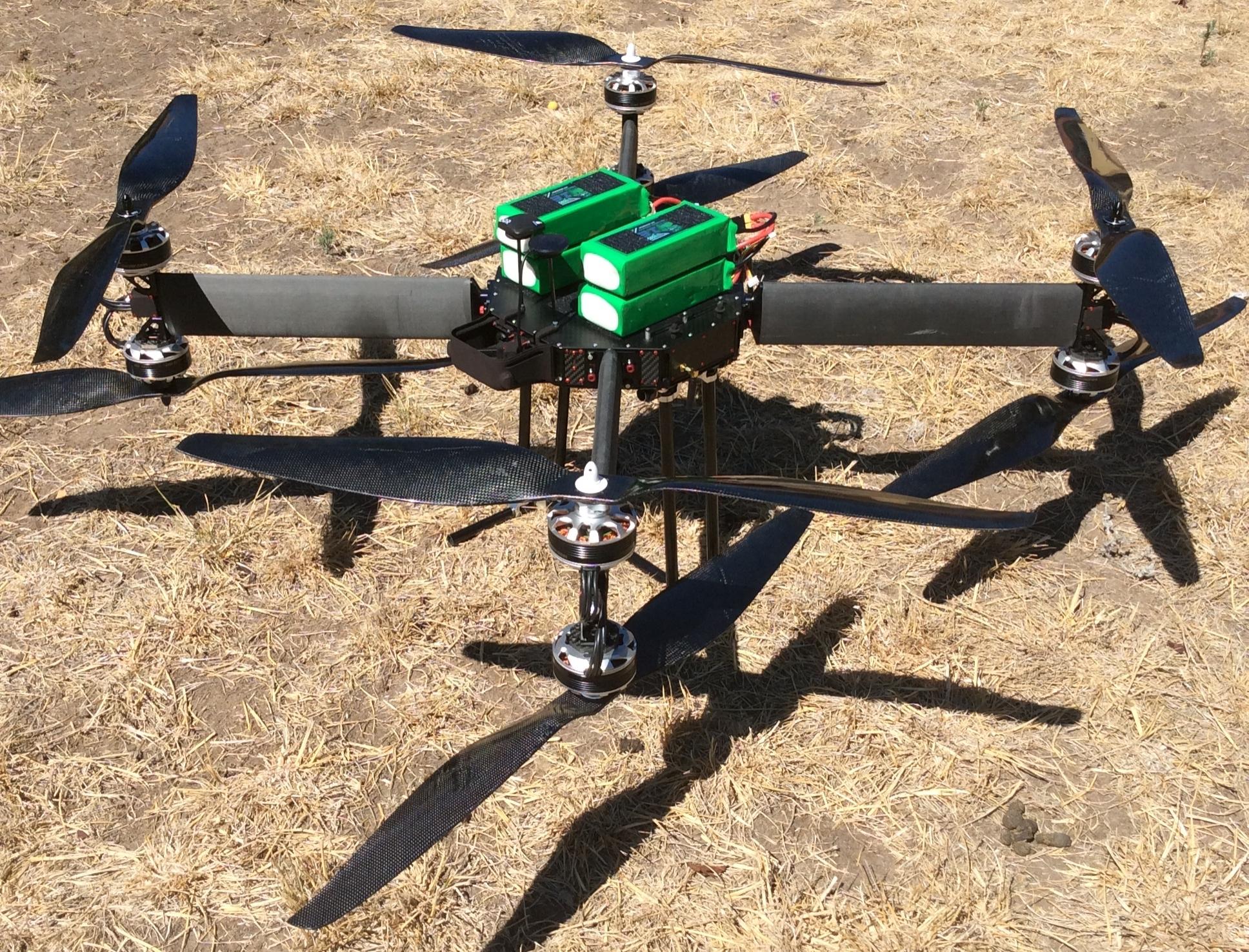 Vector R30: Built for demanding environments