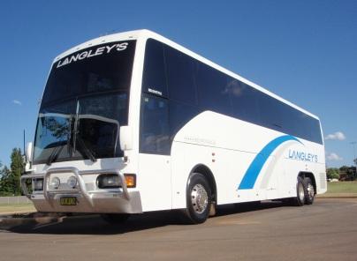 Langleys-Coach