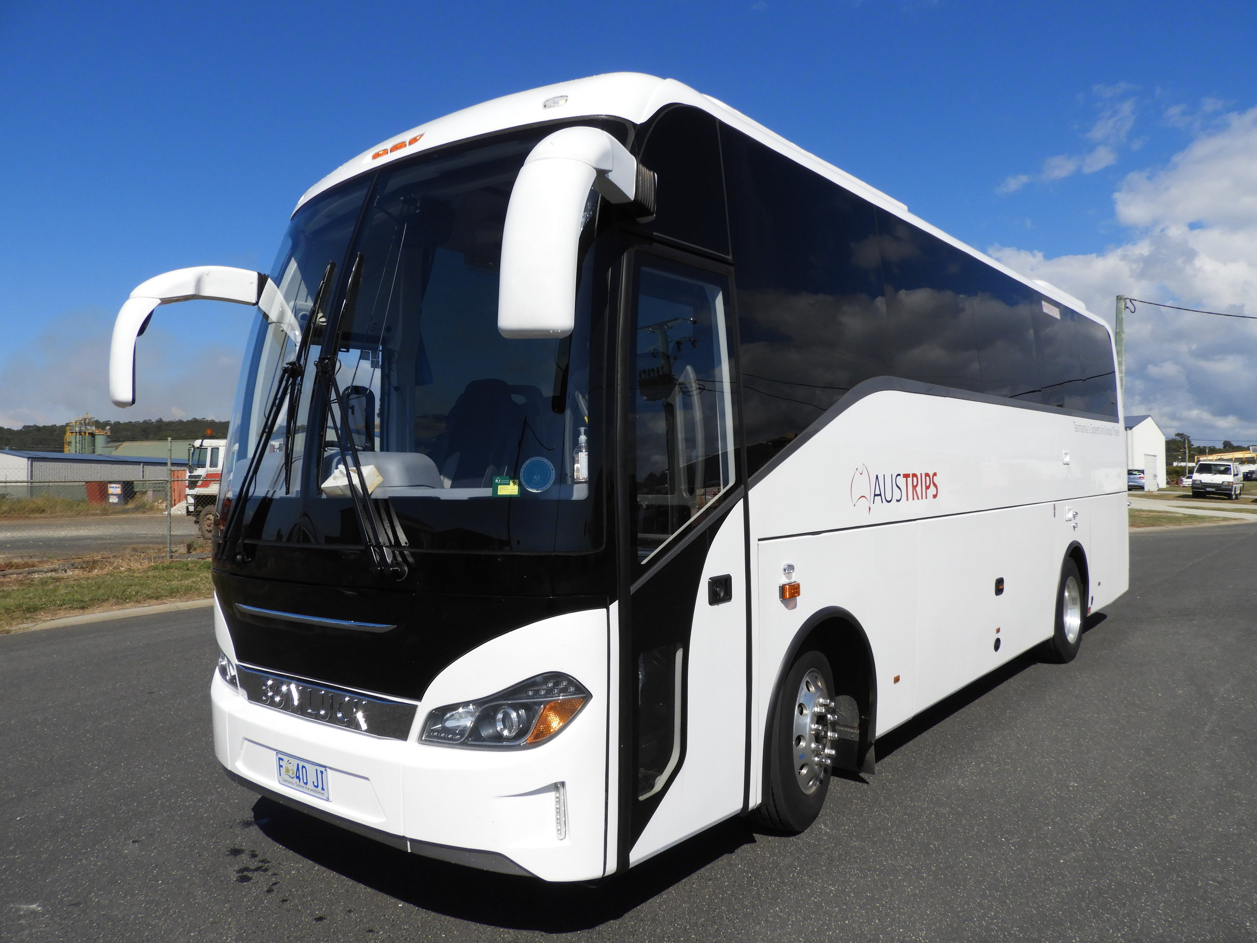 Luxury Coach Hire  More Details