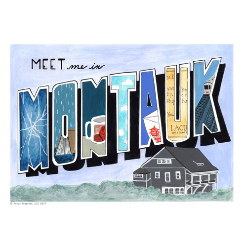 Meet in Montauk for Gallery 1988 Focus Features Exhibit