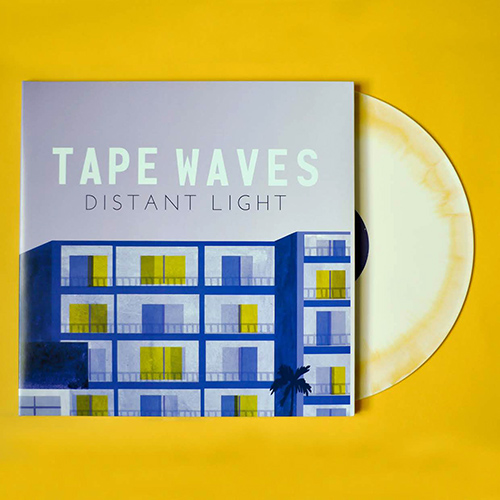 Album Art for Tape Waves