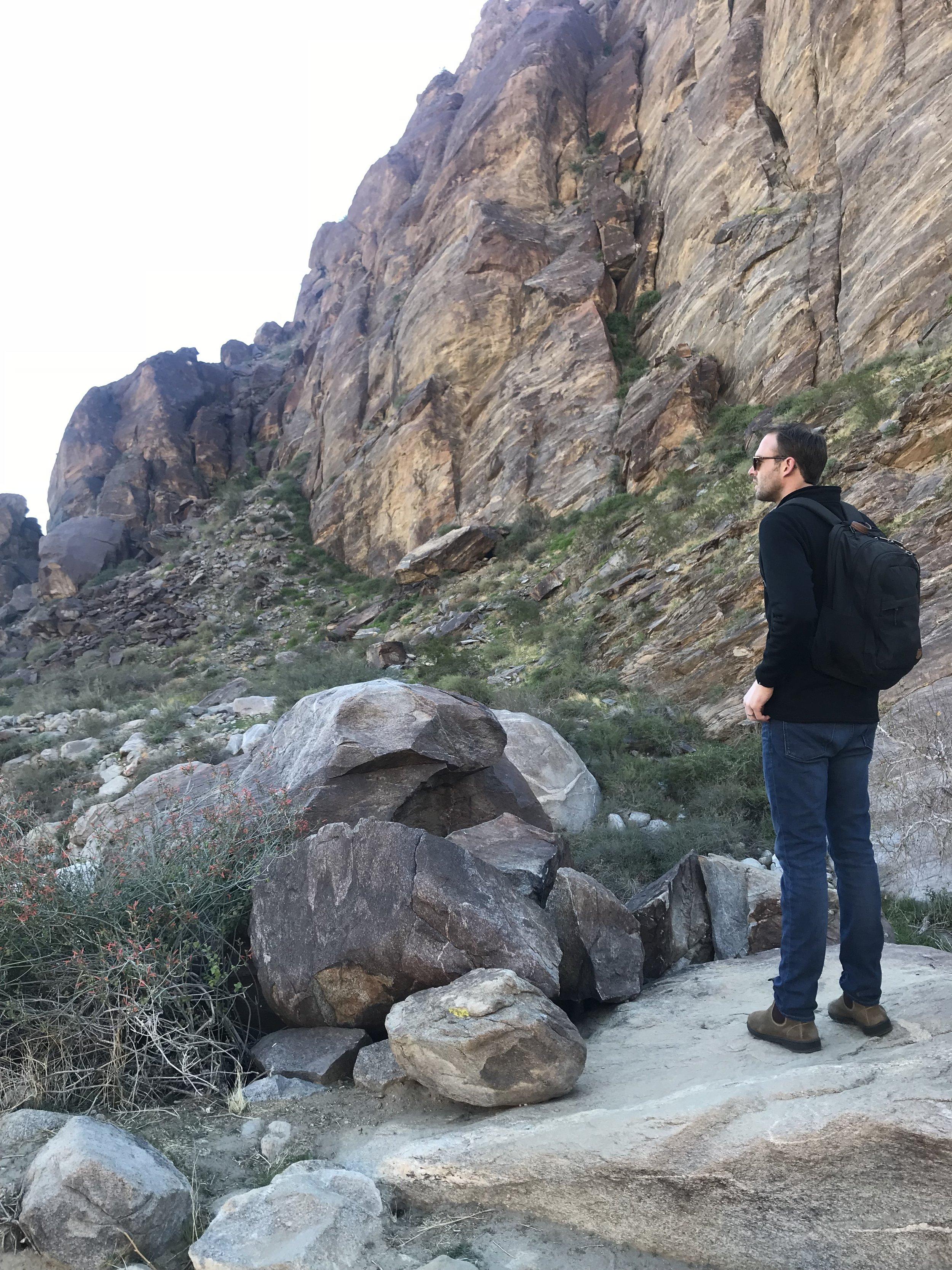 Palm Springs Hike