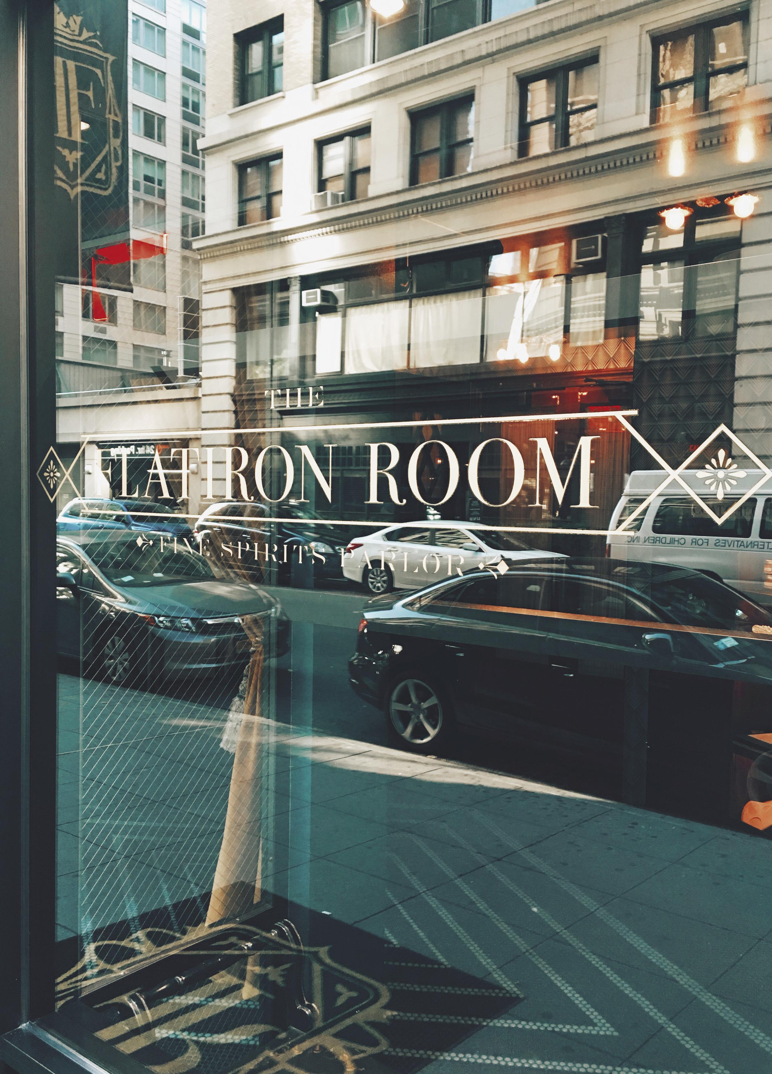 bourbon tour - flatiron1.JPG