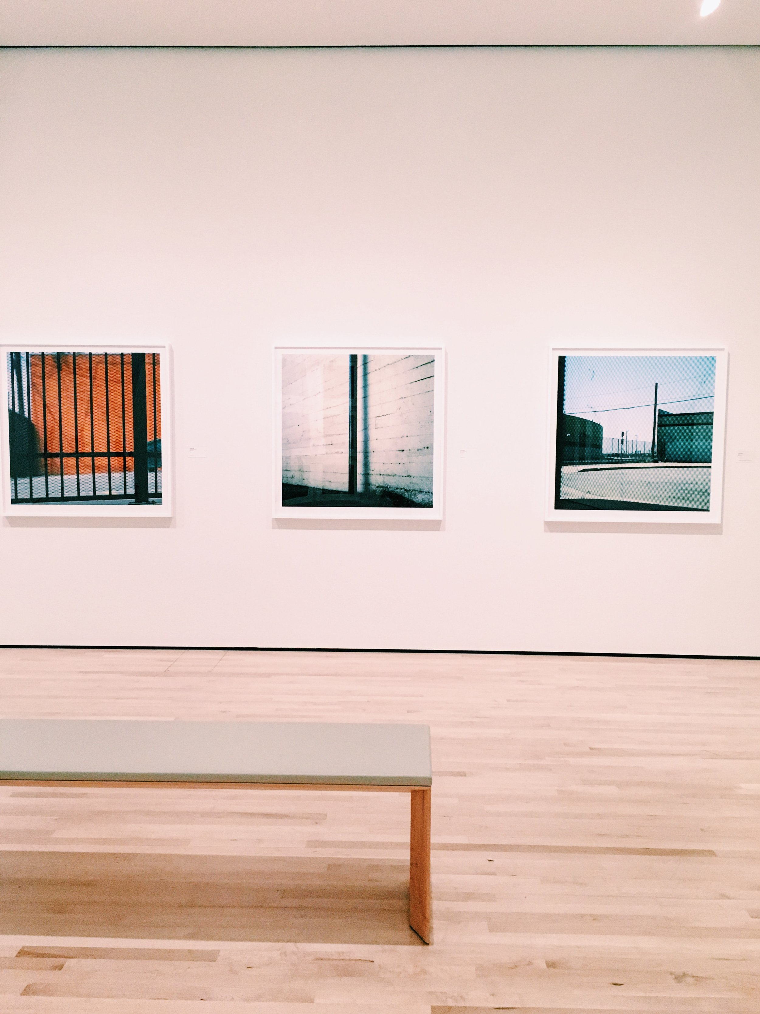 SF MOMA gallery