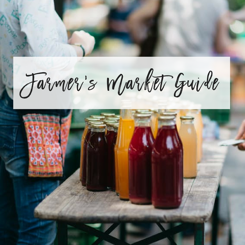 farmers market guide