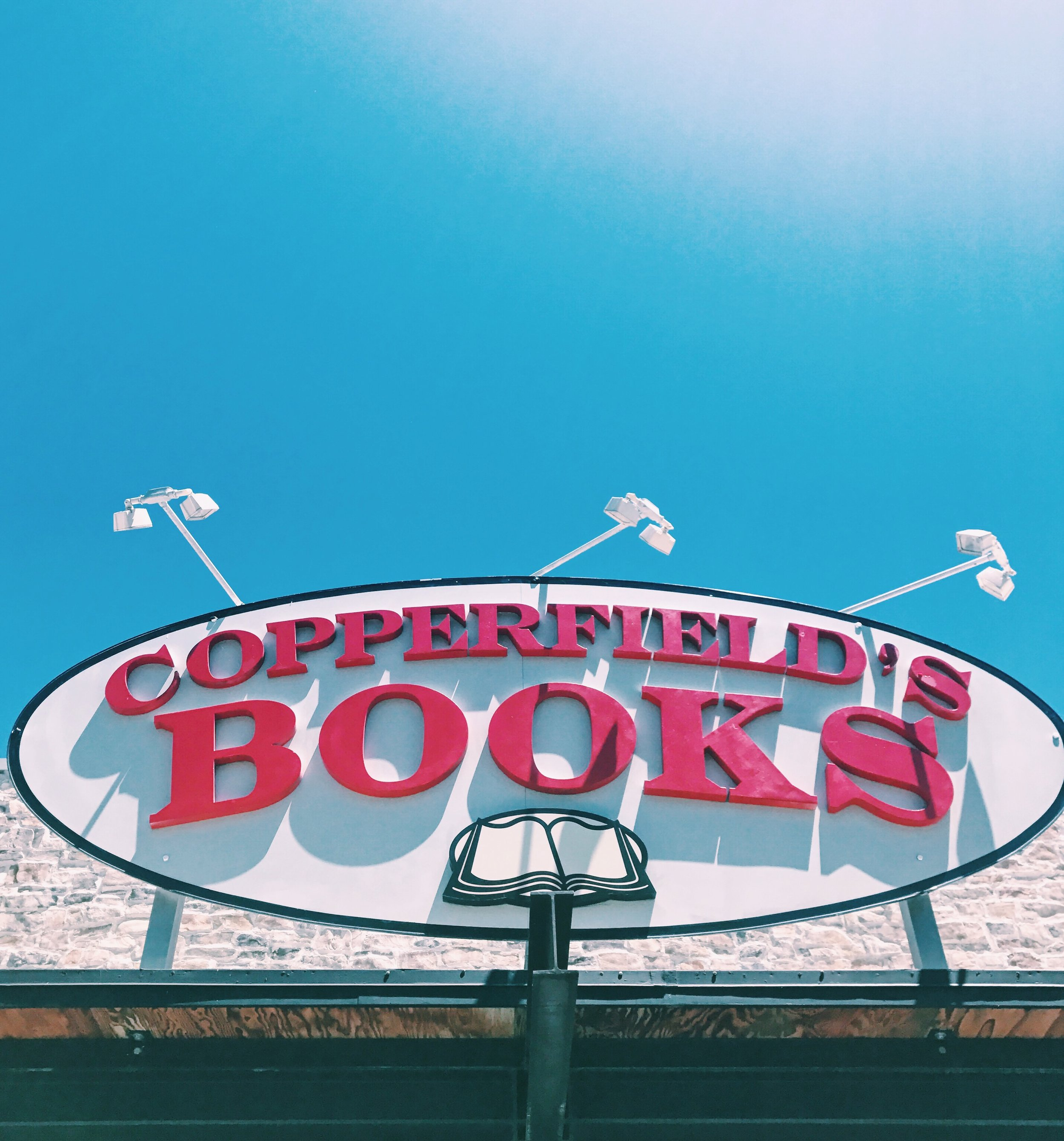 copperfield's books