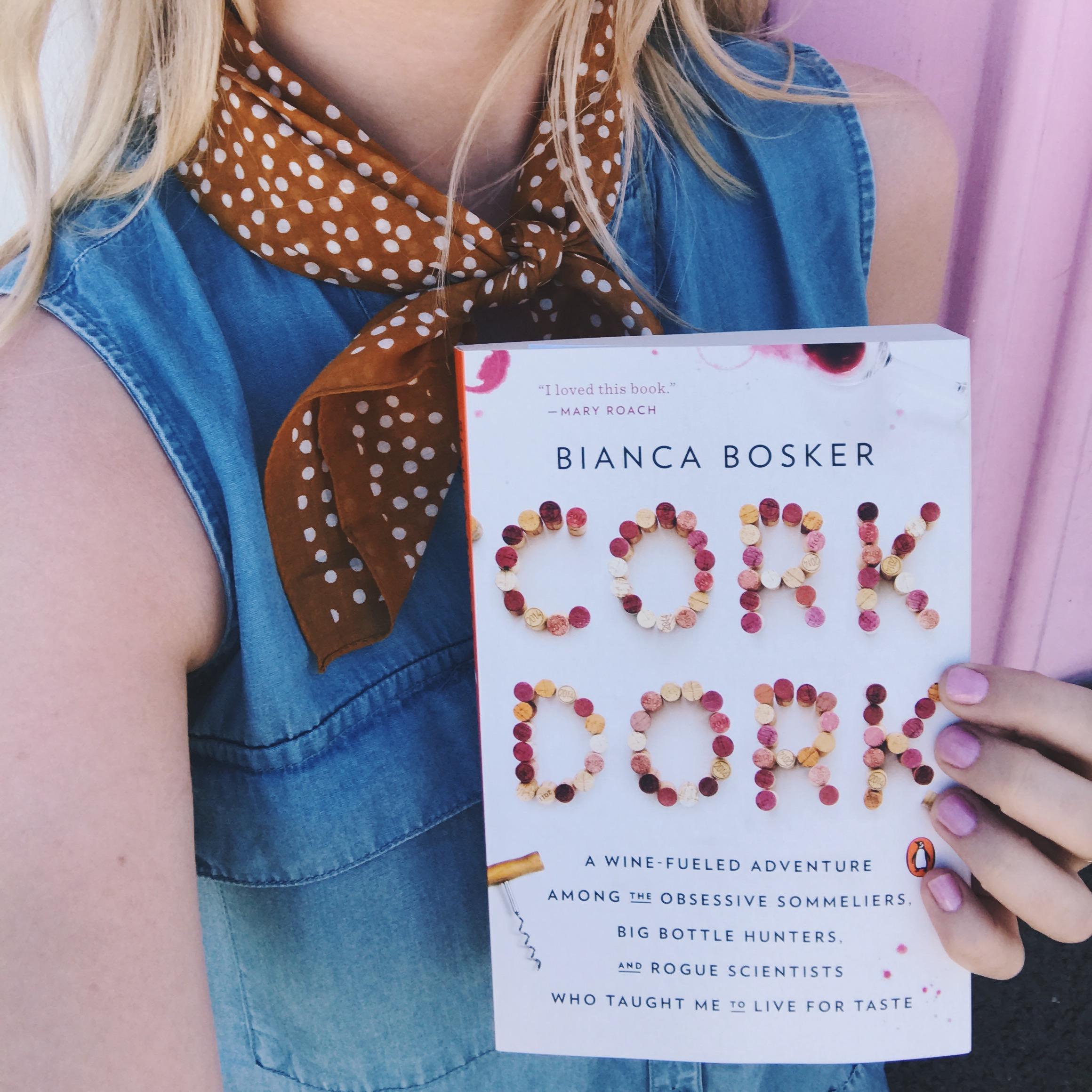 cork dork book