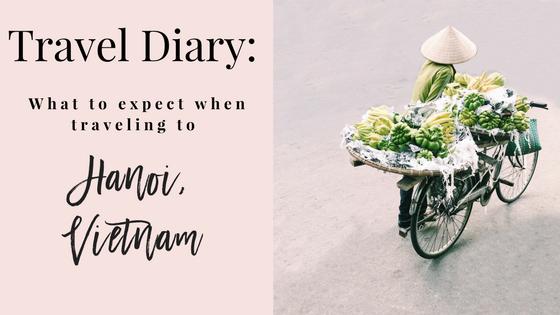 vietnam travel diary