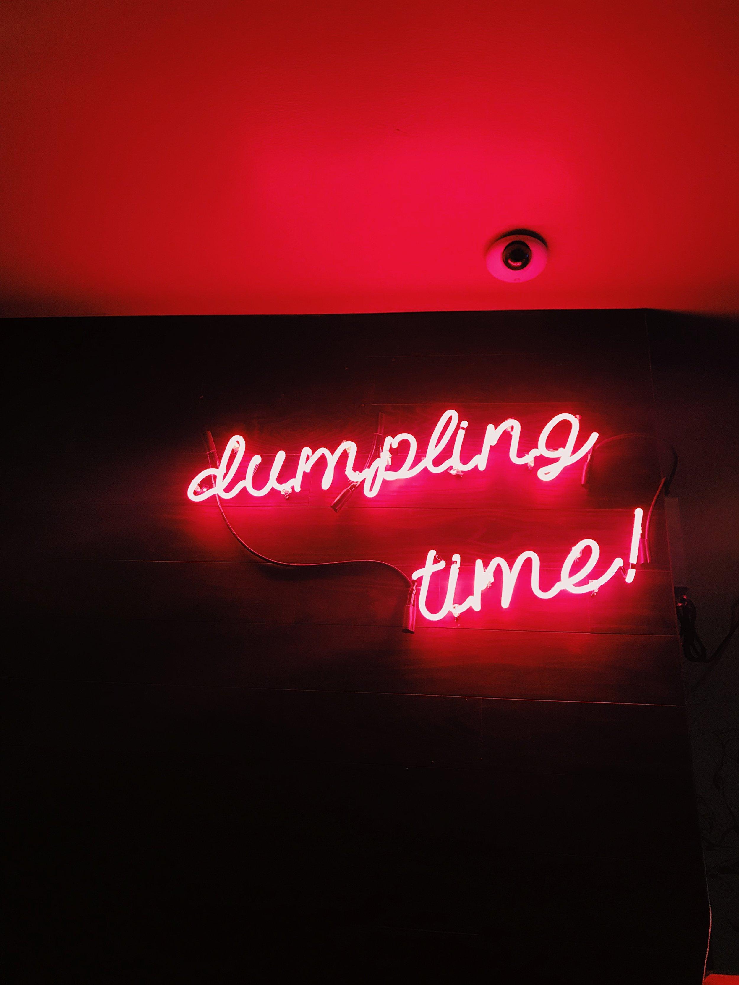 dumpling time review