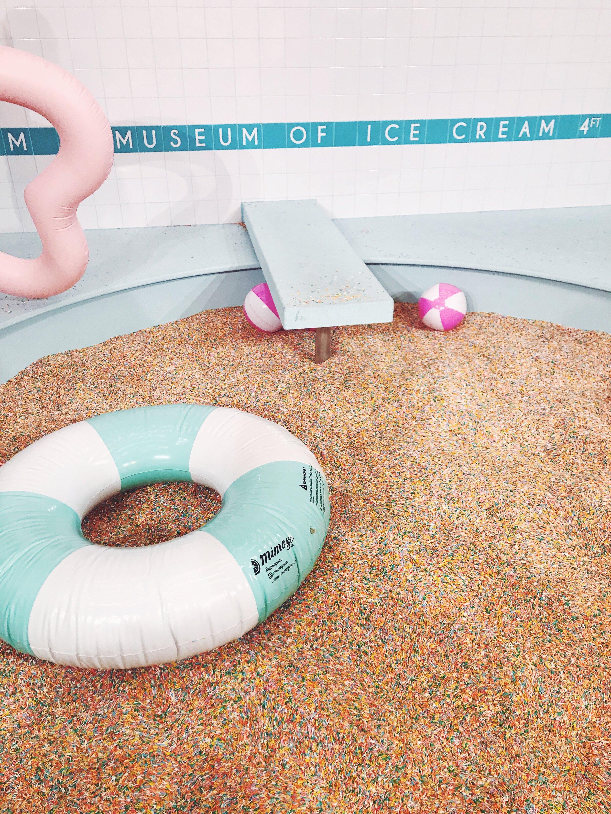 sprinkle pool museum
