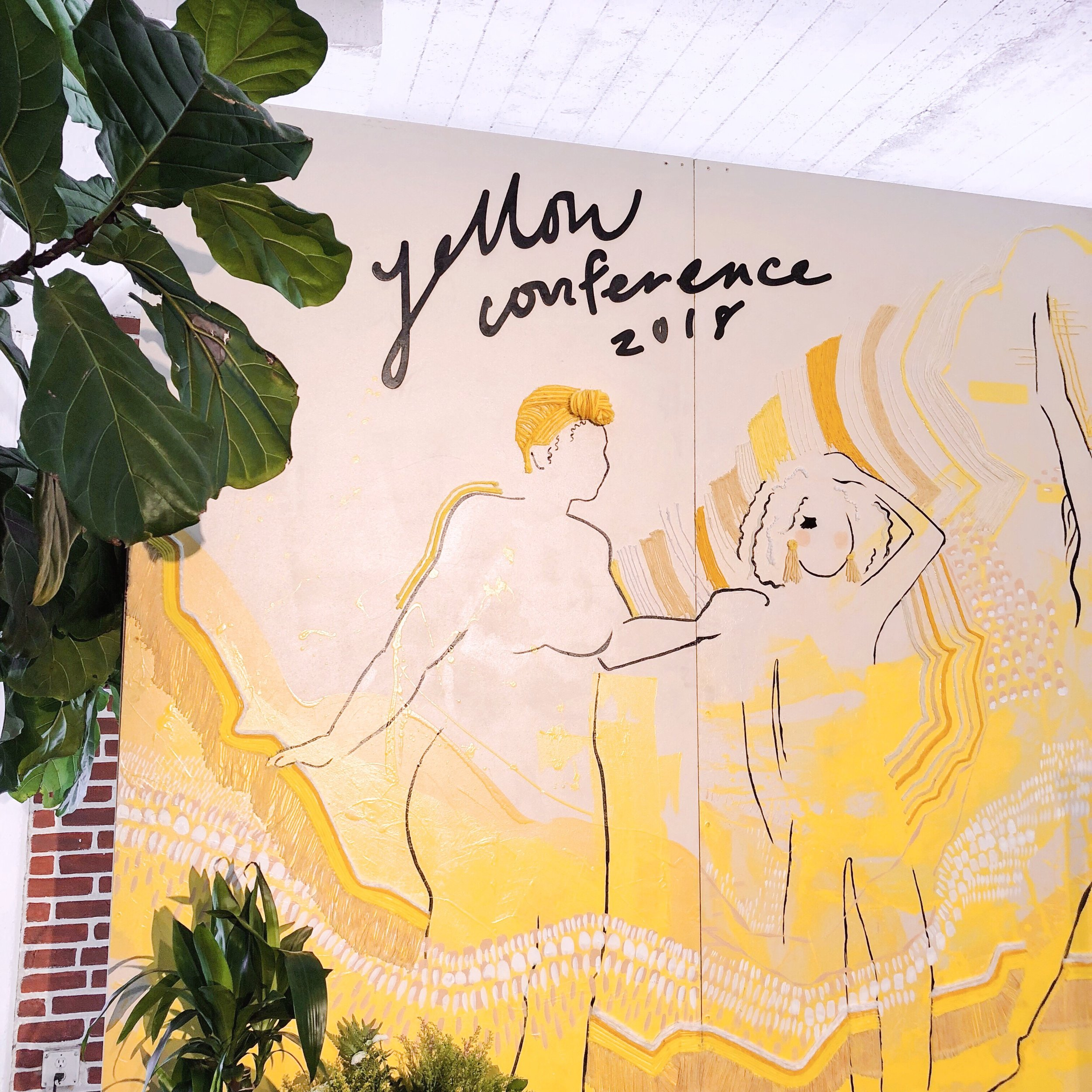 yellow conference 2018 the shift creative