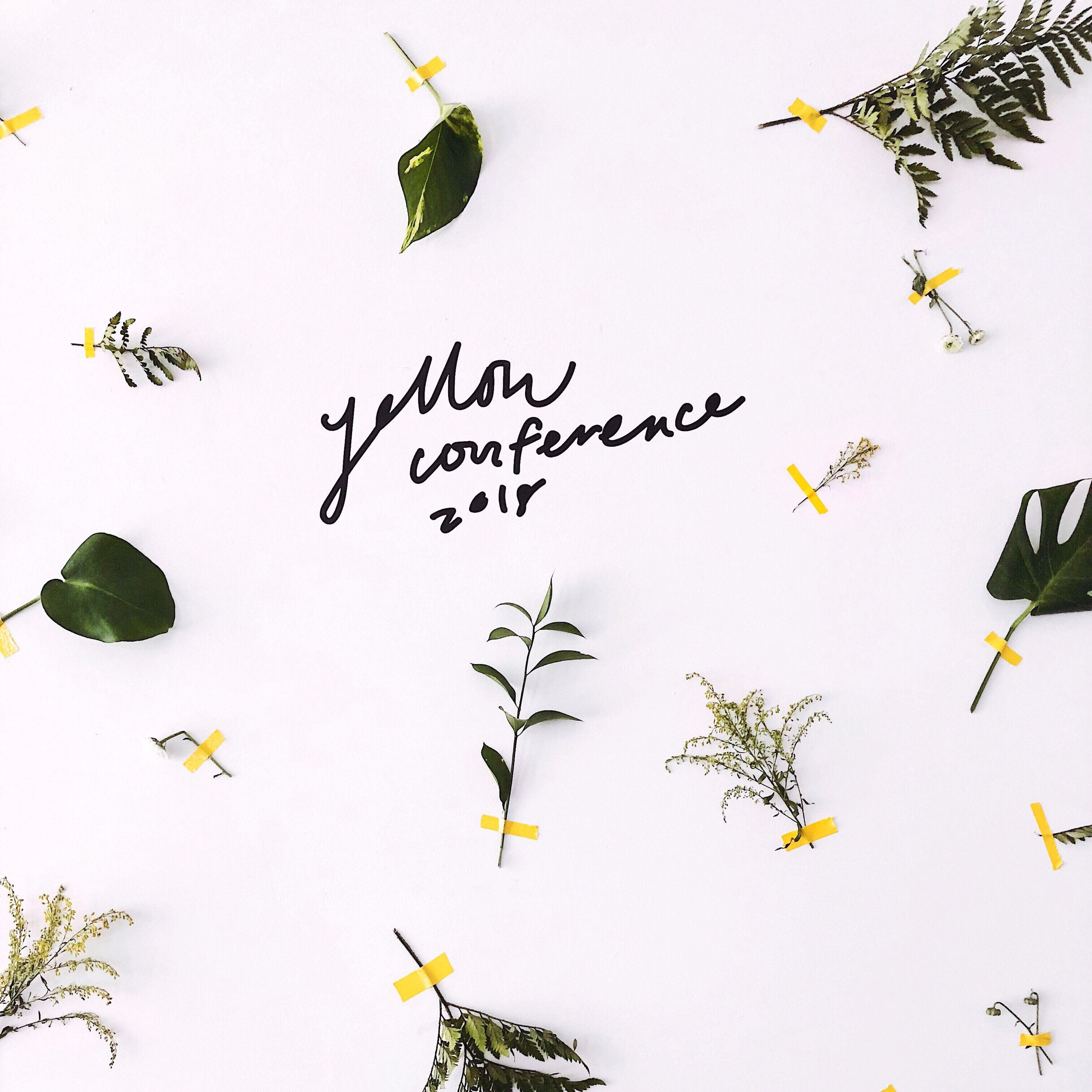 yellow conference 2018