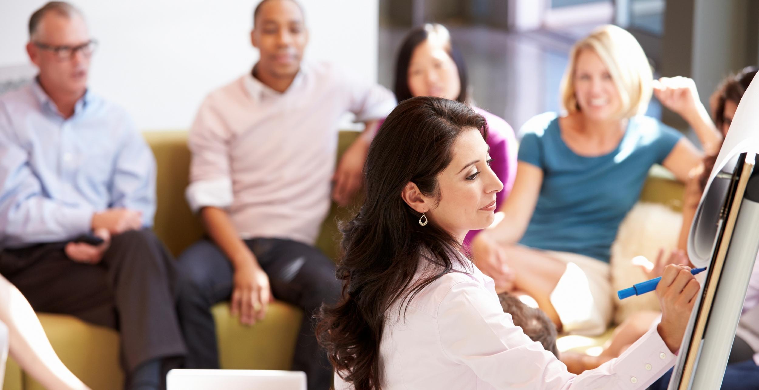 Corporate team development activities