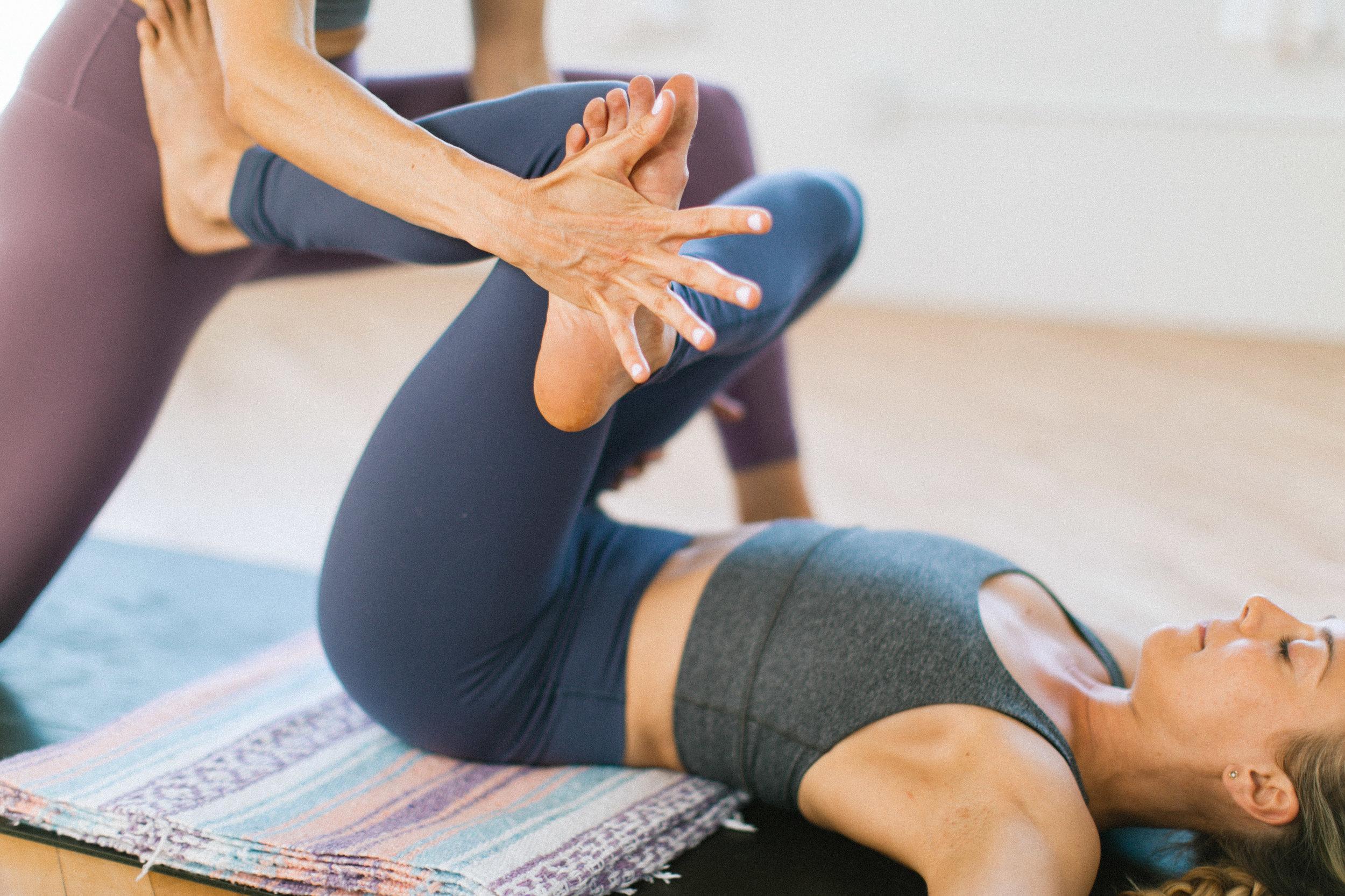 Yoga Teacher Mentorship