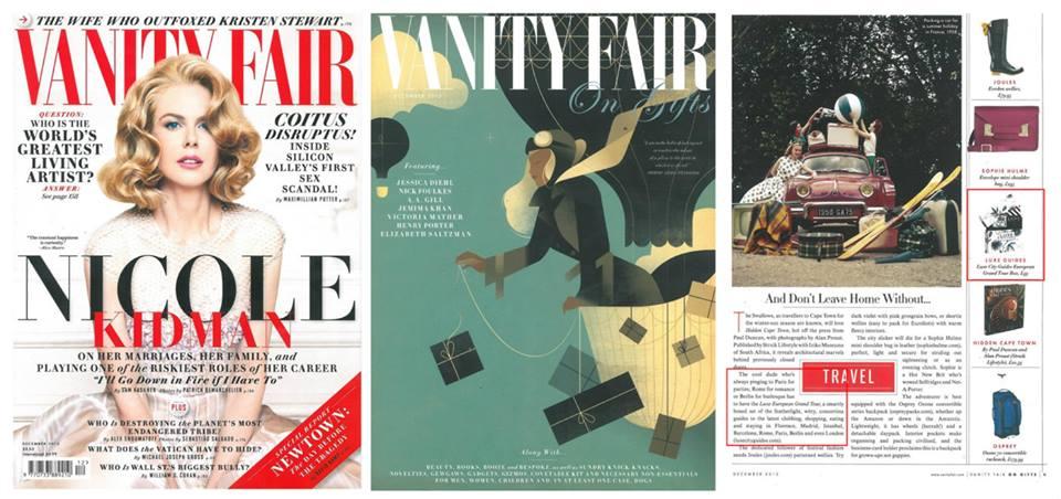 Vanity Fair - December 2013, UK