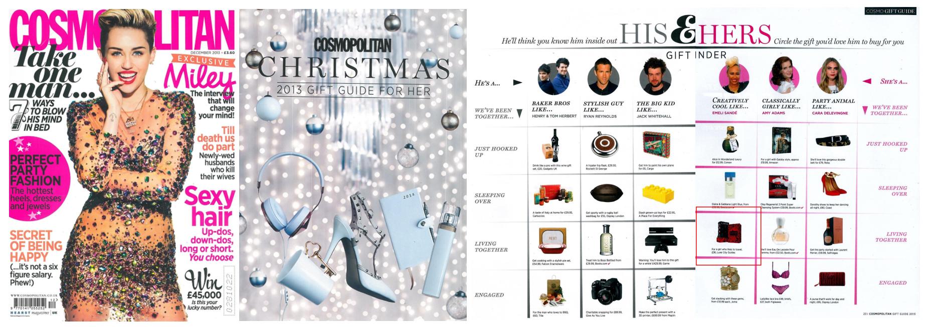 Cosmopolitan UK - December, 2013