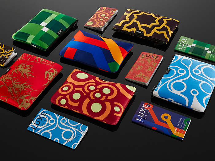 Etihad Airways - LUXE has created six new stylised amenity kits for the business class passengers of Etihad Airways, inspired by some of the iconic cities on the airline's extensive global network. The designs for Abu Dhabi, London and Madrid, have been specially produced for Etihad Airways, whilst the Los Angeles, Sydney and Hong Kong kits feature bespoke LUXE artwork. Each kit contains a customised Etihad Airways LUXE City Guide which corresponds to the showcased city, covering everything from hotels and restaurants, to spas, bars, boutiques and bespoke shopping, as well as services, specialists and personal guides.