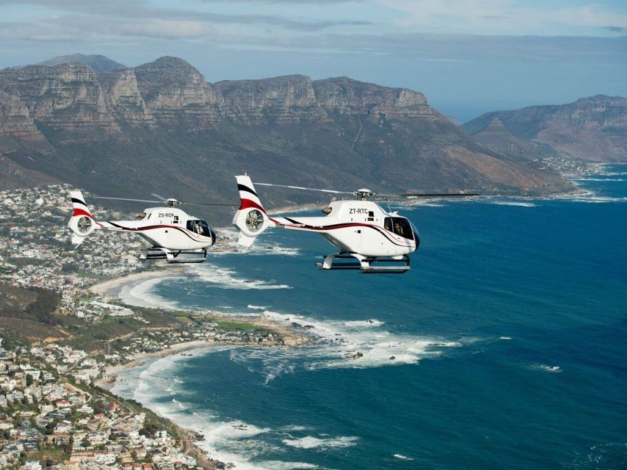 Photo credit:    Helicopters Cape Town