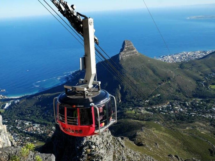 Photo credit: Table Mountain Cableway