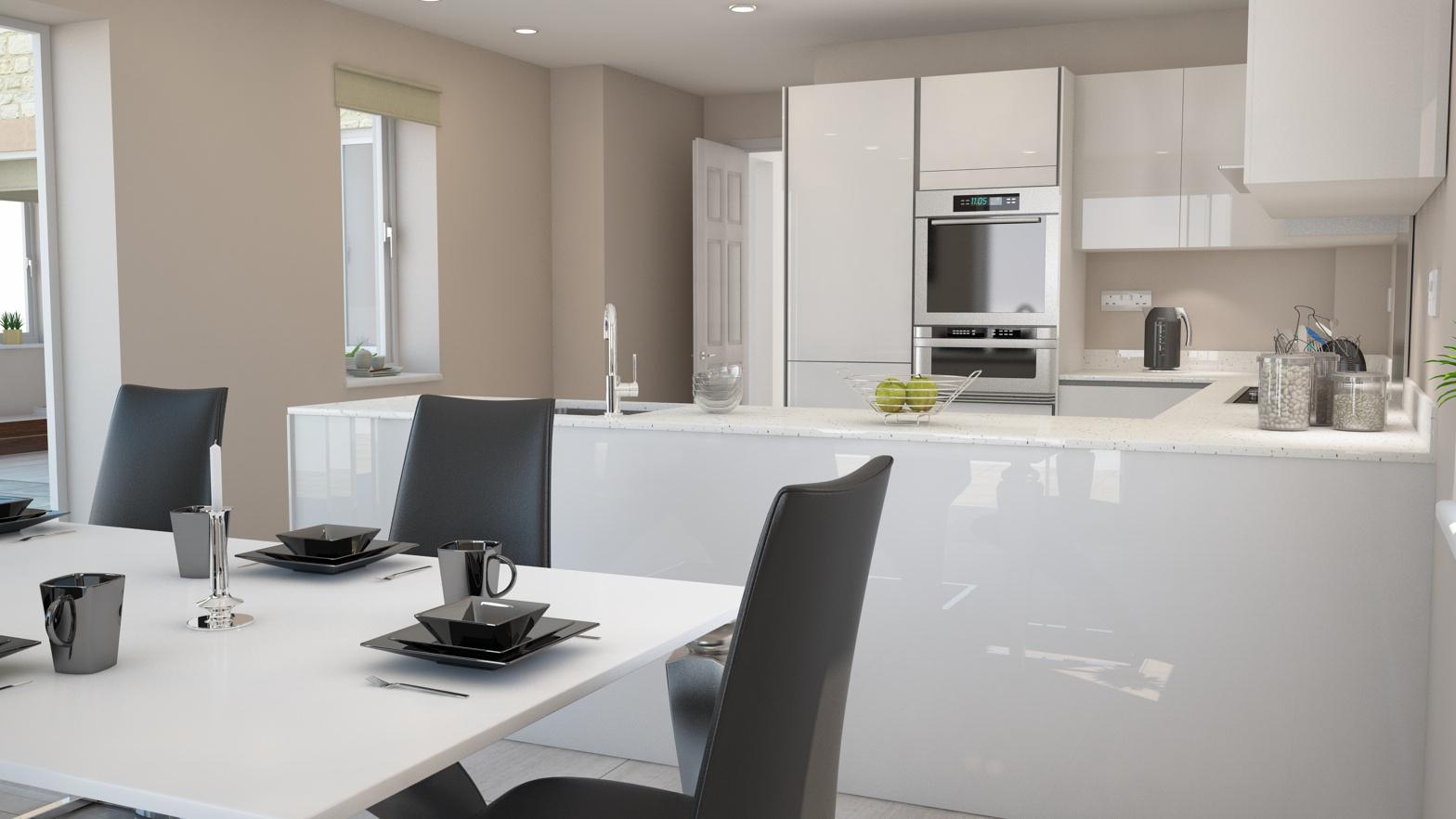 Larnaca house kitchen v2