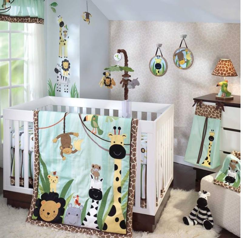 This photo was submitted to coordinate the baby's name in the 'NAME ART' creation with the nursery bedding collection…..