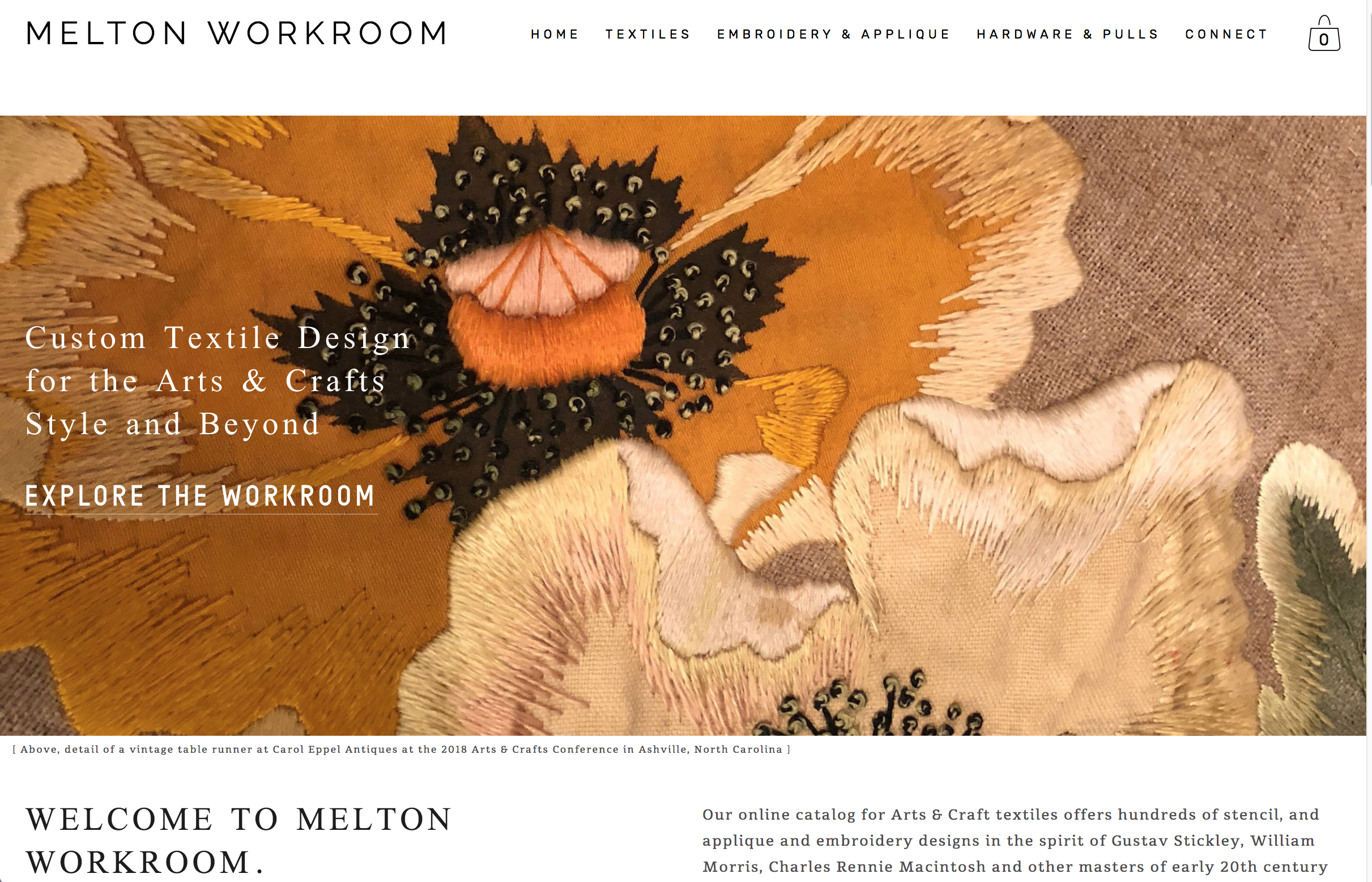 melton workroom [textiles & design]
