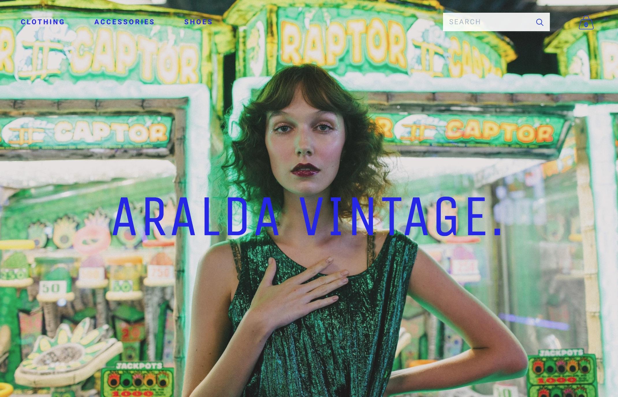 aralda vintage [fashion]
