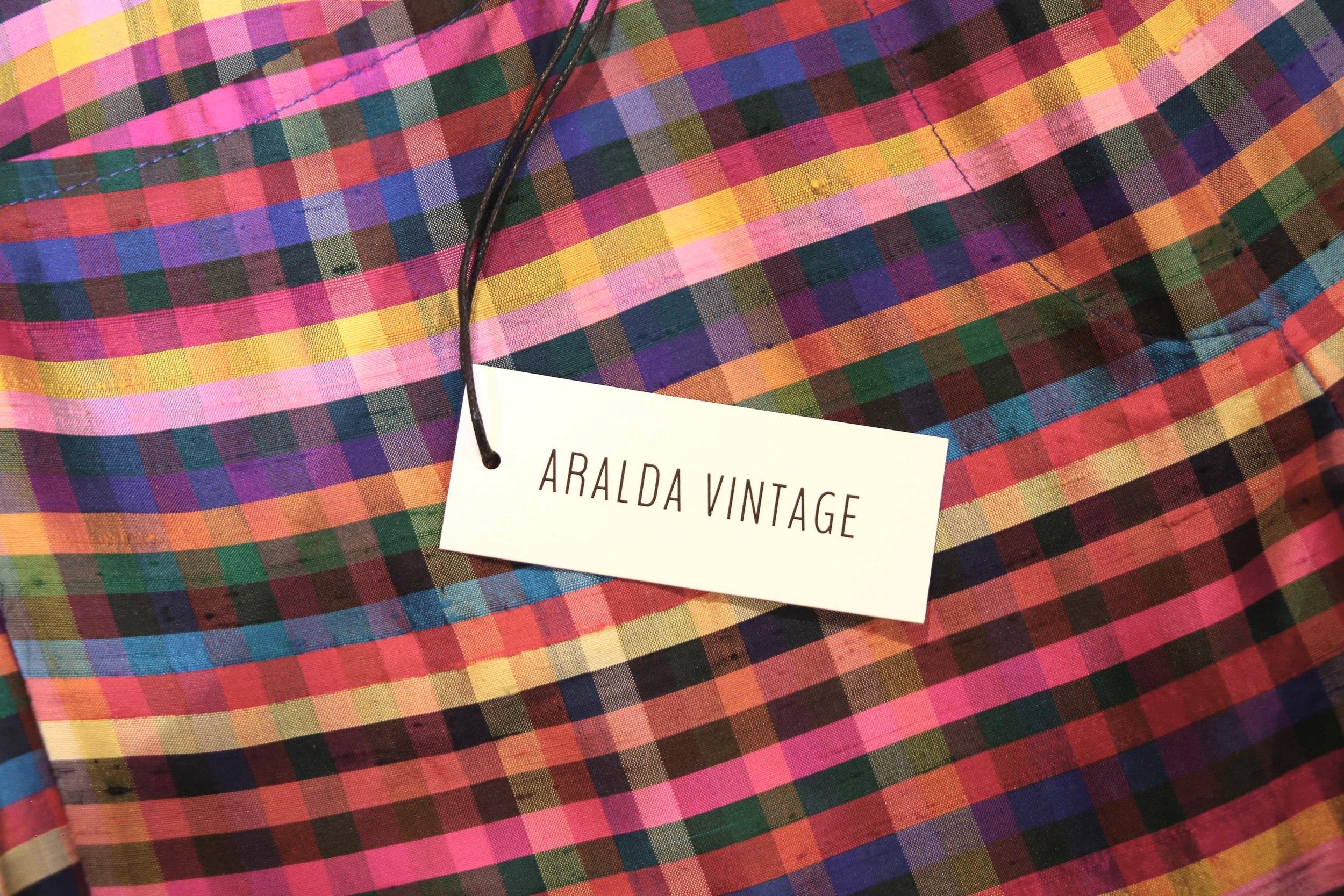 ARALDA VINTAGE [LOGO & Branding]