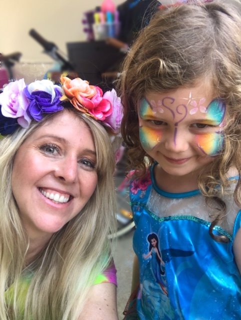 The 'Ultimate Kids Party' - Ultimate Party Package: (2hrs) $300Face painting, music, singing, dancing, professional bubble machine, dress up box, musical instruments, games & craft activities.
