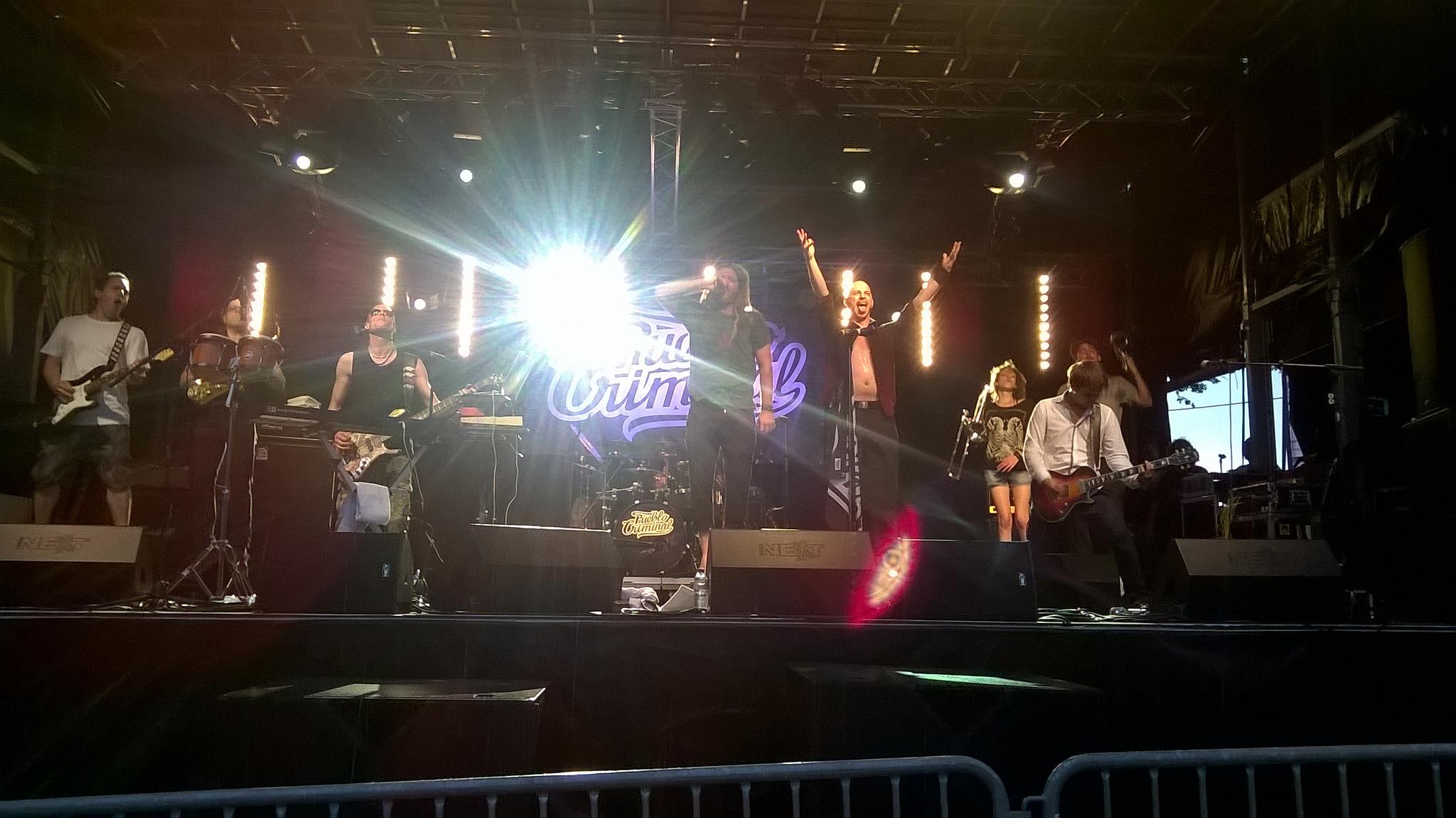 Pueblo rock show!!!