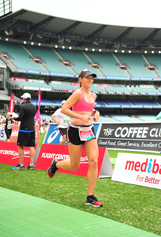 Melbourne Marathon 2013 - 3hr09min41sec