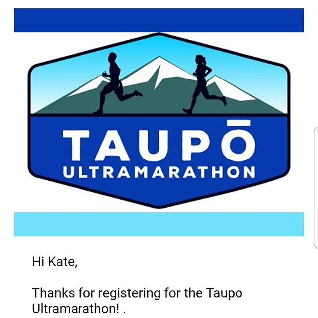 Can't think of a thing I'd more like to train for & challenge myself to do than run all day in the New Zealand forest. Let the process begin for my first 100km trail race 😍😯👌soooo damn excited!