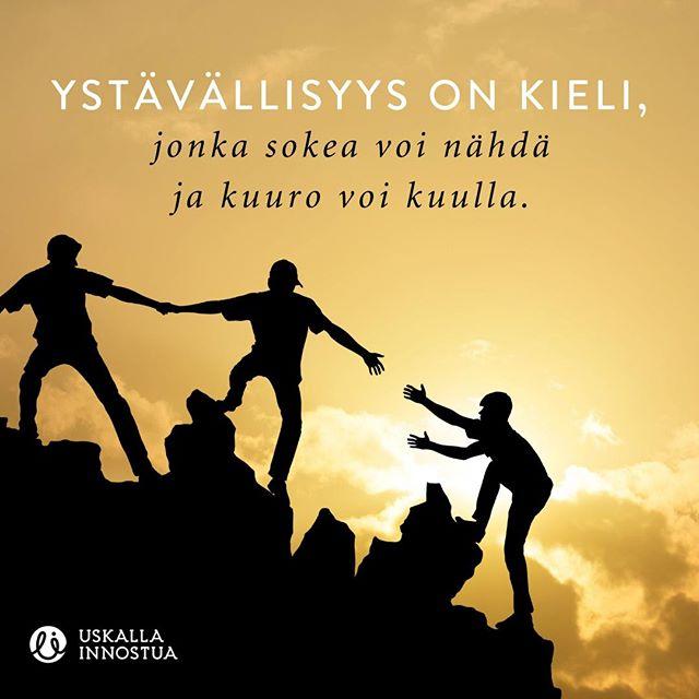 Kieli, jonka jokainen ymmärtää😍 ⠀ ⠀ ⠀ #language #kindness #ystävällisyys #kieli #ystävä #kiltti #uskallainnostua