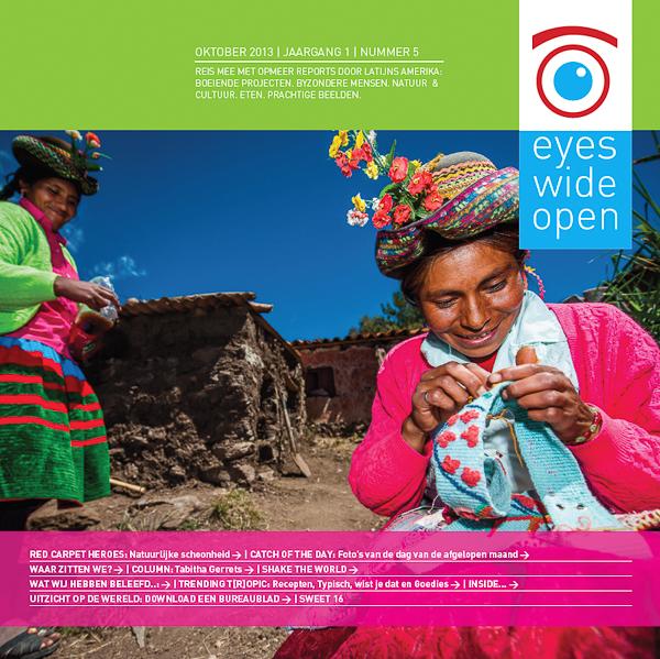 October 2013, Peru