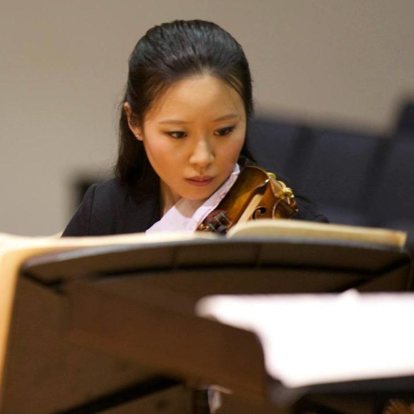 Elly Suh   violin