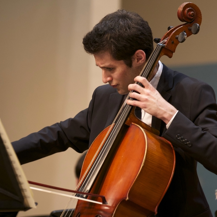 Michael Katz   cello