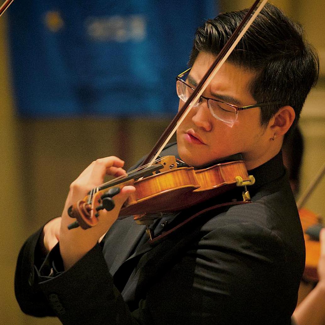 Brian Hong   violin