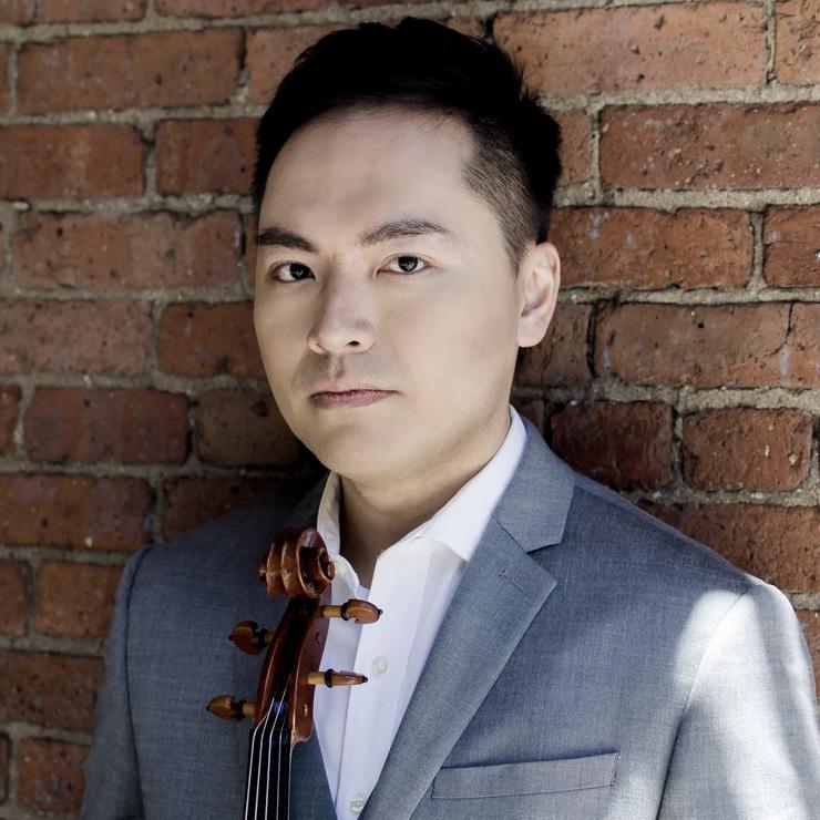 Andy Lin   viola