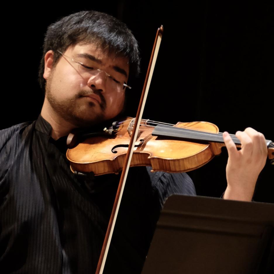 Ken Hamao   violin