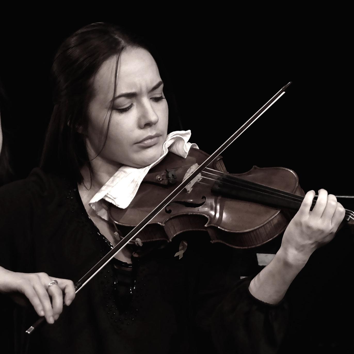 Emily Daggett Smith   violin