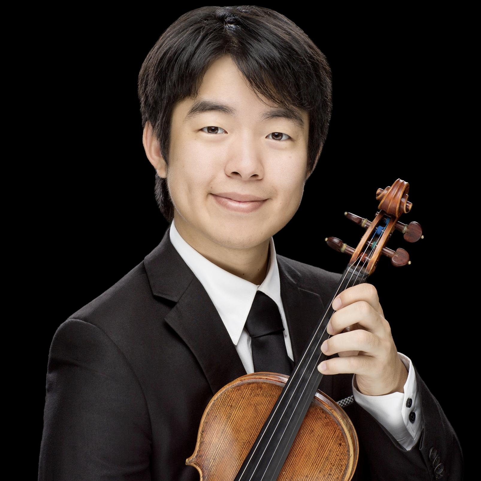 Brian Bak   violin