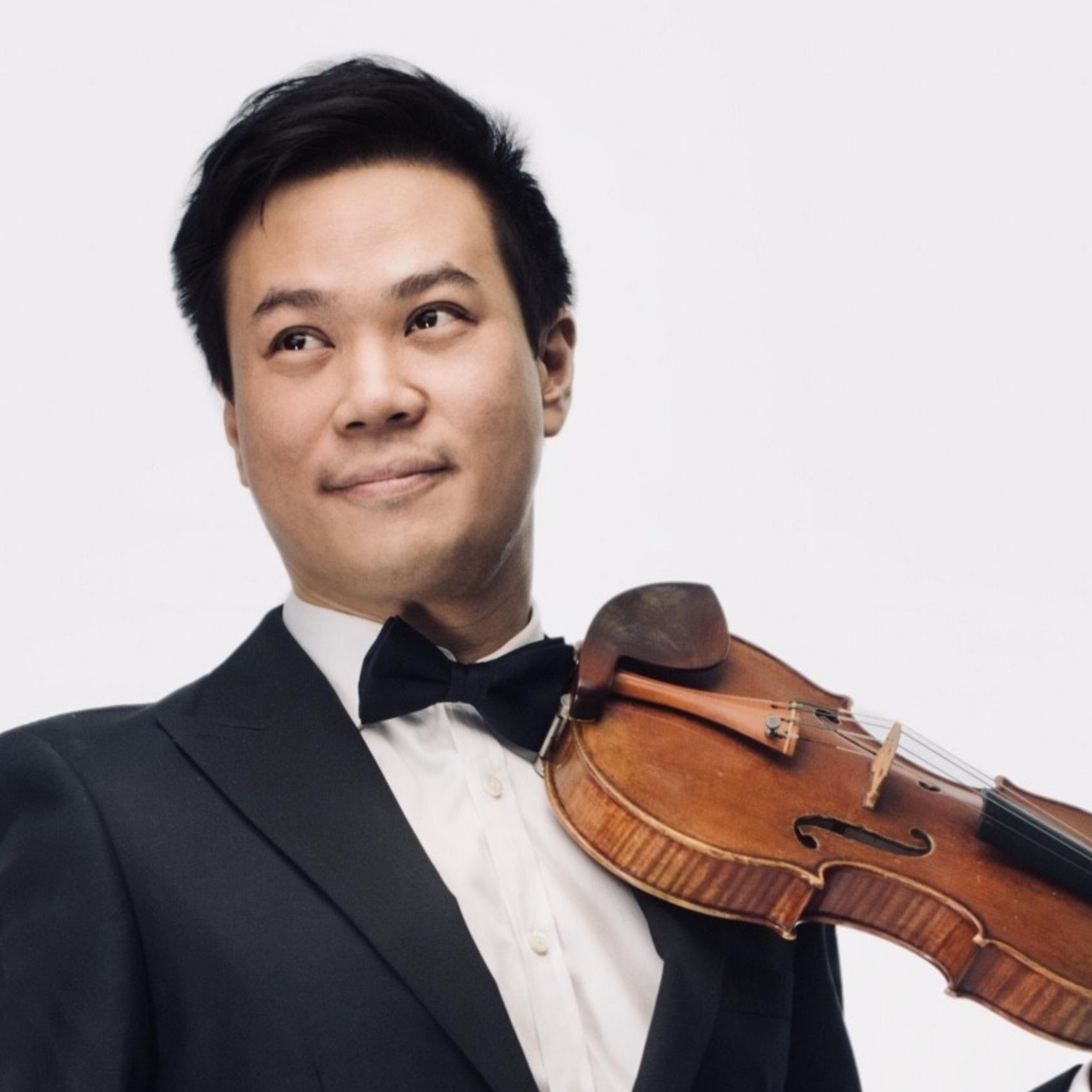 Nikki Chooi   violin, concertmaster