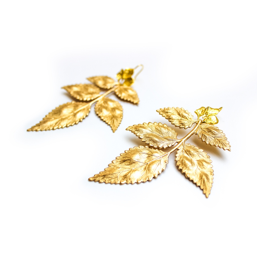 JS Imperial Roman Leaf Earrings on White 2.jpg