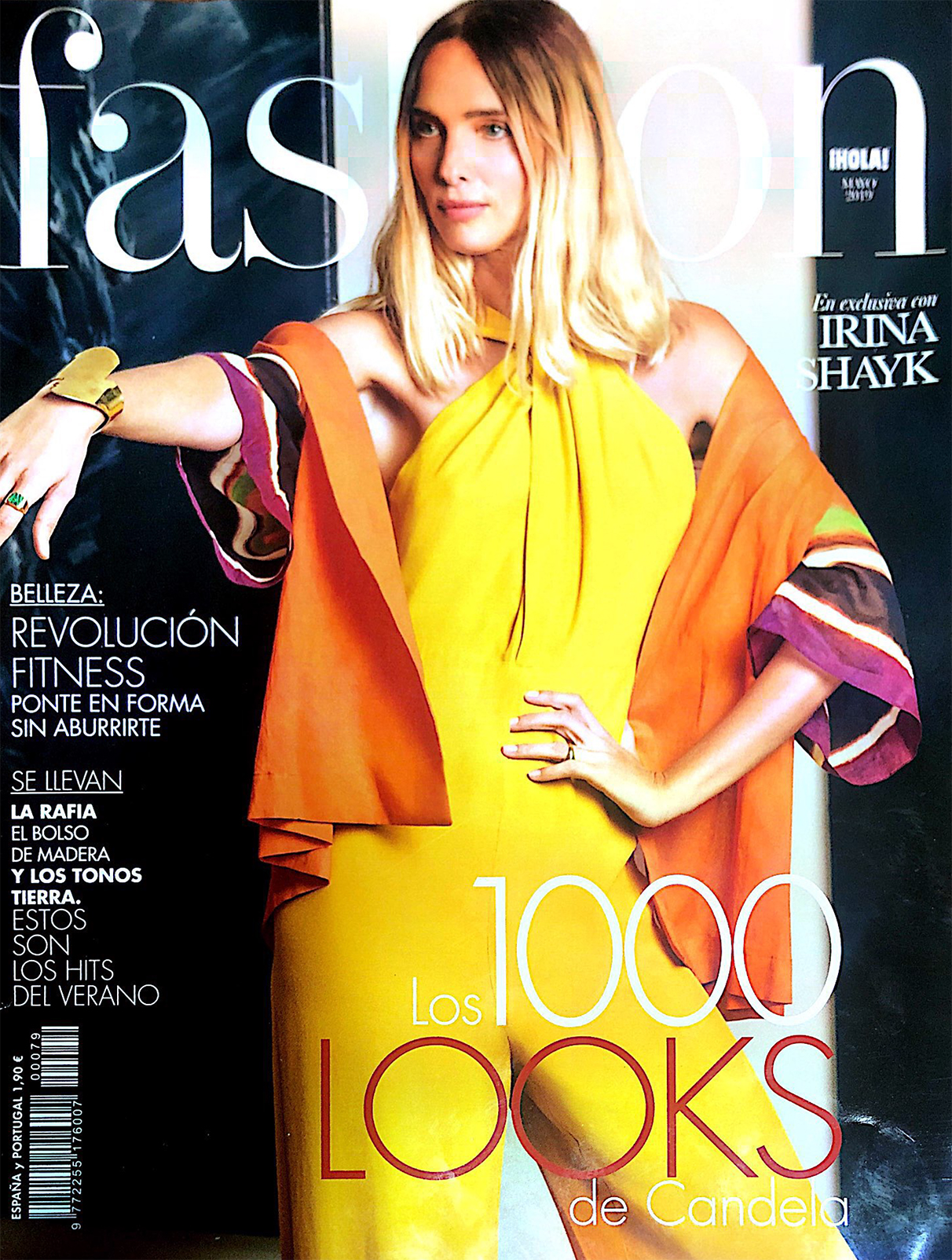 Hola Fashion - April 19
