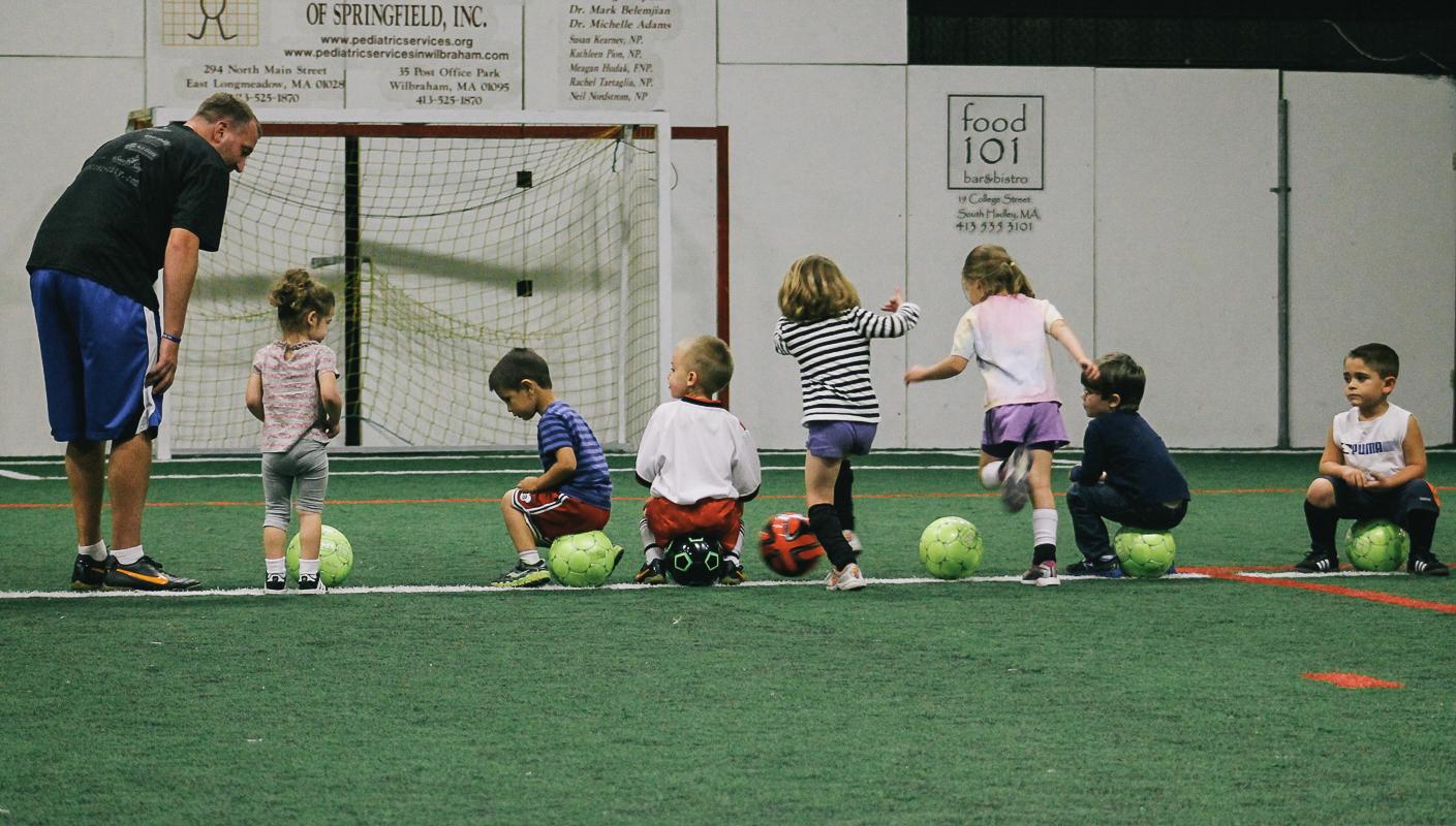 soccer city kid's club