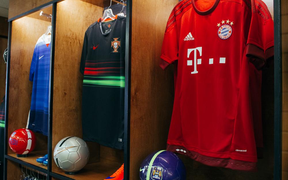Soccer Shop — Soccer City Sports Center