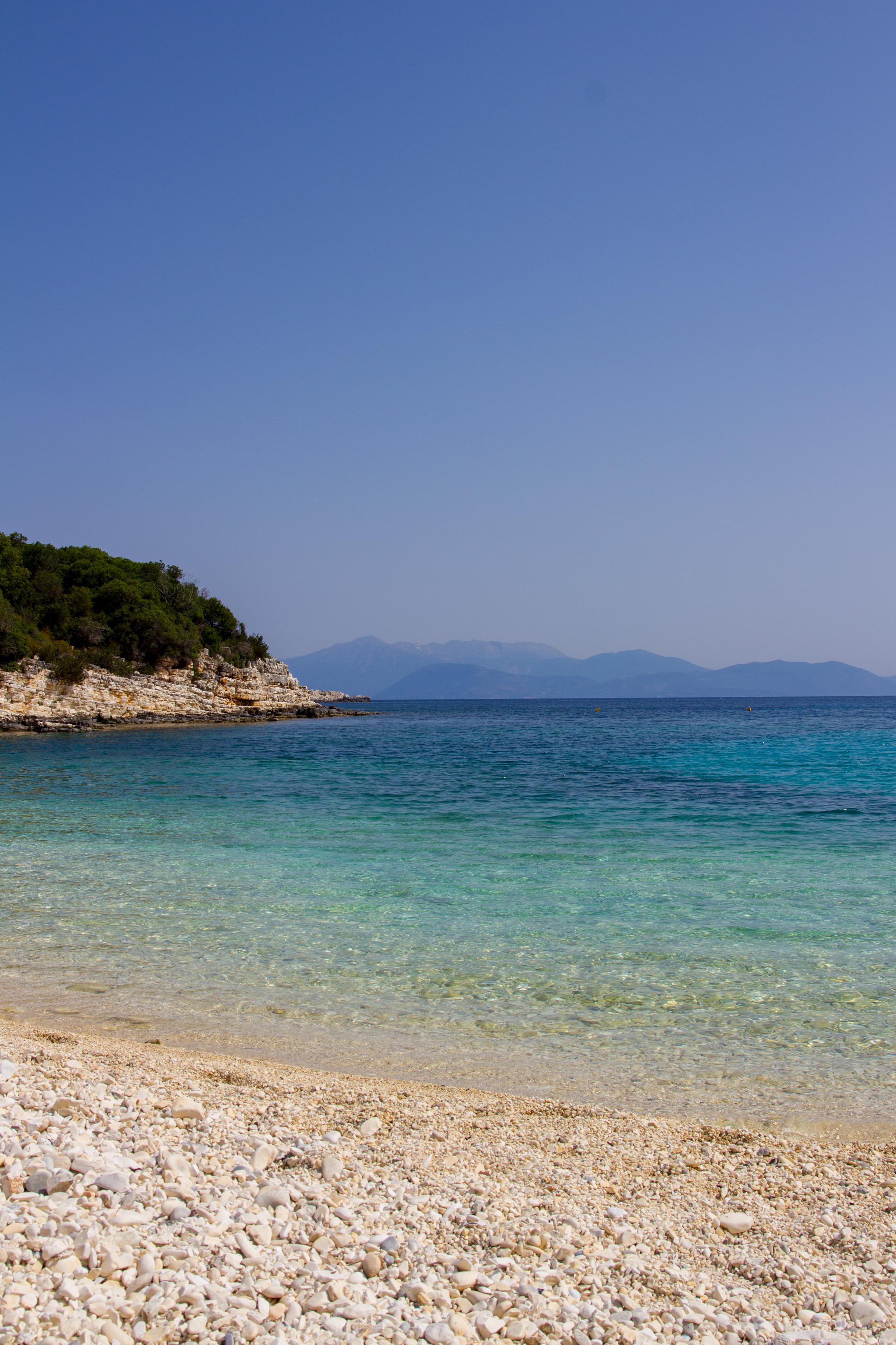 Emblissi beach