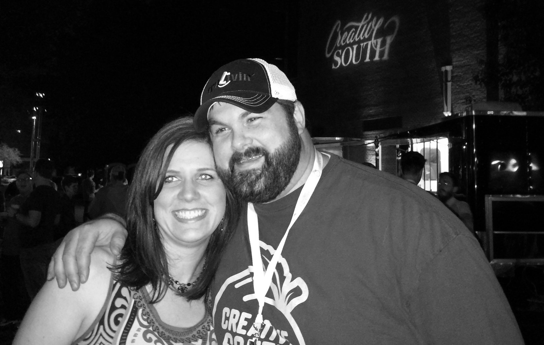 Karen & Mike Jones.