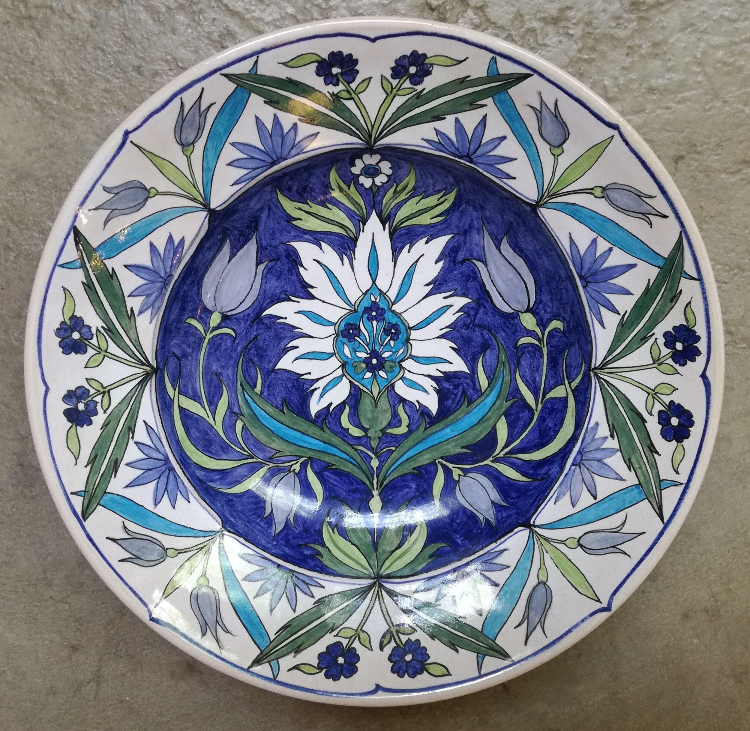 Maiolica Bowls - Perhave