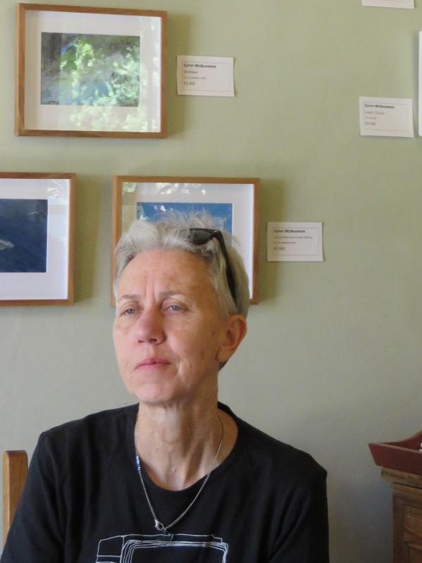 Cathy McShannon -